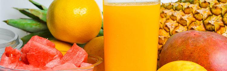 Hidrate-se com sucos saudáveis neste verão