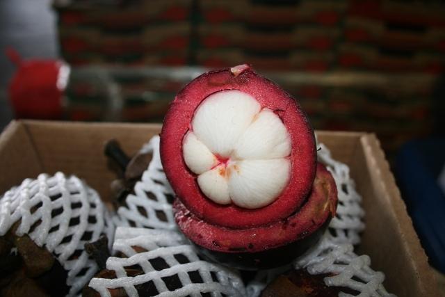 Ceasa destaca frutas exóticas e raras no Brasil: Mangostin