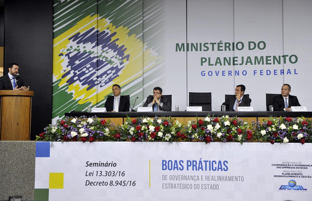 Boas Práticas de Governança e Realinhamento Estratégico do Estado