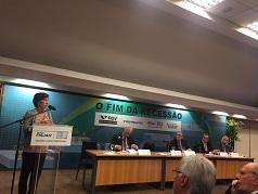 Diretoria da CeasaMinas participa de evento sobre retomada econômica