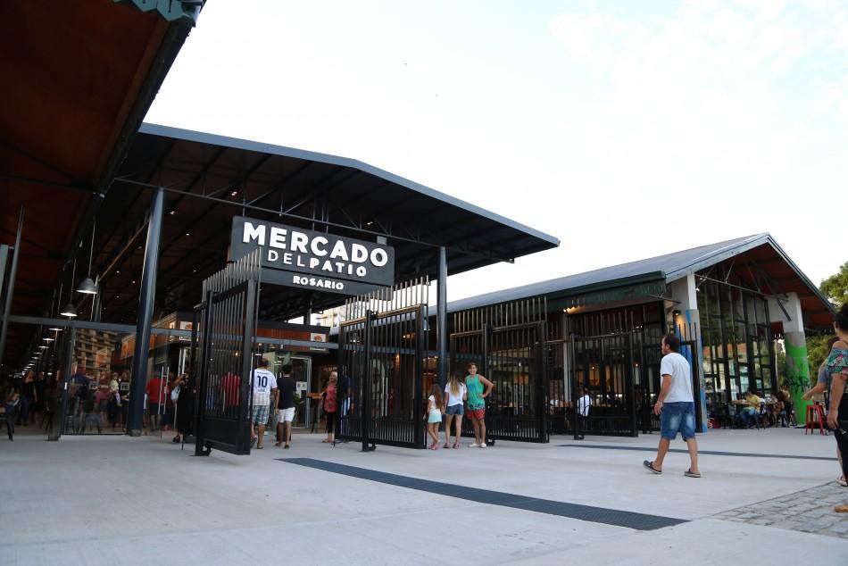 O Mercado del Patio, em Rosário na Argentina,  associou-se à WUWM