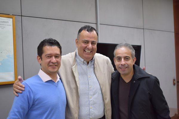ETSP recebe visita do presidente do CEASA-GO