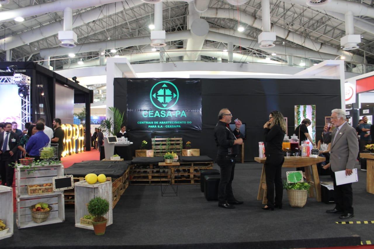 CEASA PA participa da 21ª edição da feira SuperNorte