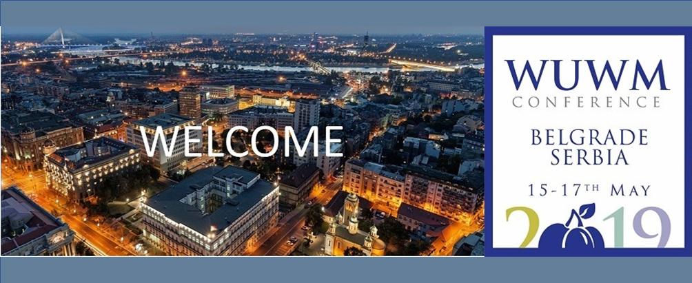 WUWM - Conferência Belgrado- Sérvia